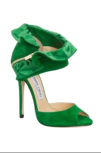 Fall 2013 emerald green shoe