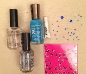 nail design 8_28_13 supplies