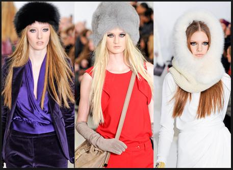 Furry Hats F_W 2013