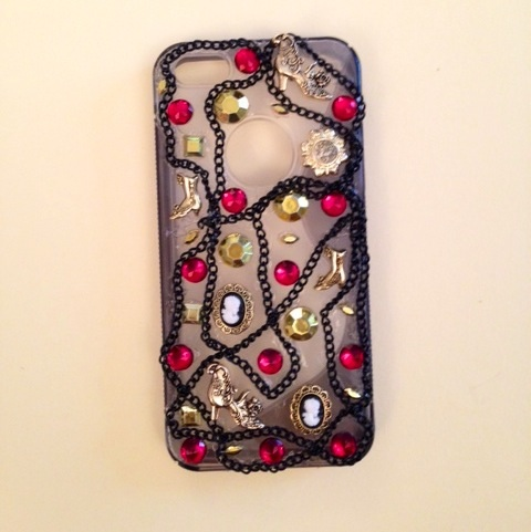 Vintage Inspired iPhone Case
