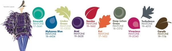 Pantone Fall 2013 Colors