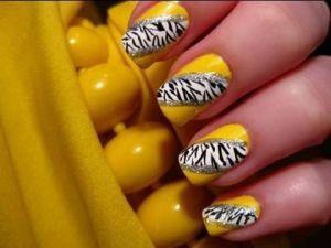Zebra Yellow