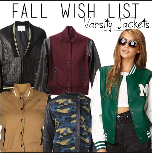 Varsity Jackets 3