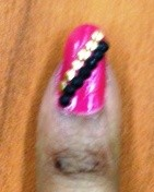 NOTD - stones and spikes